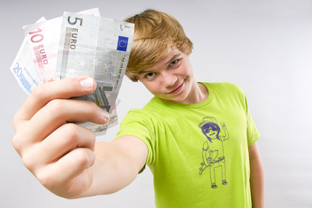 8 important principles to teach your kids about money